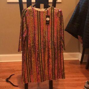 Sequin dress never worn